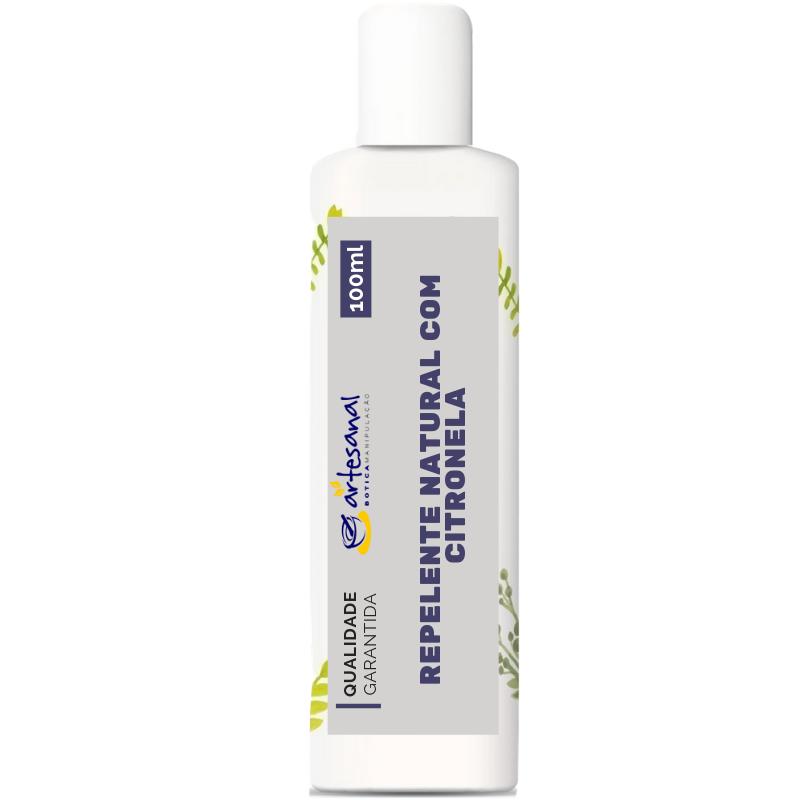 Repelente Natural com Citronela - 100ml