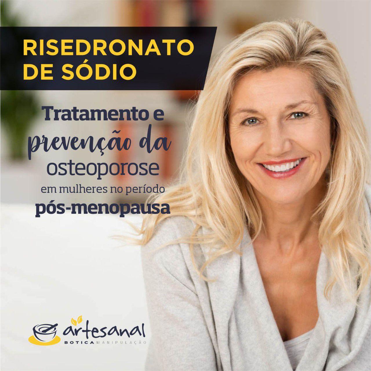Risedronato de Sódio - Aliado contra a Osteoporose