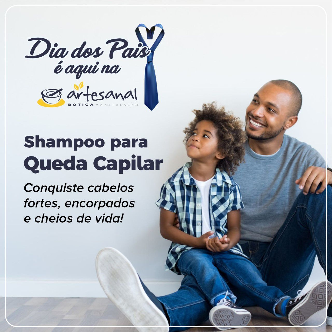 Shampoo Anti Queda 100ml - Artesanal Botica