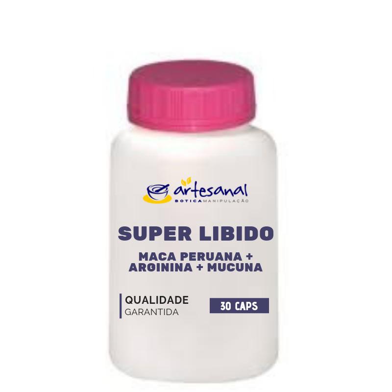 Super Libido Ela - 30 Doses
