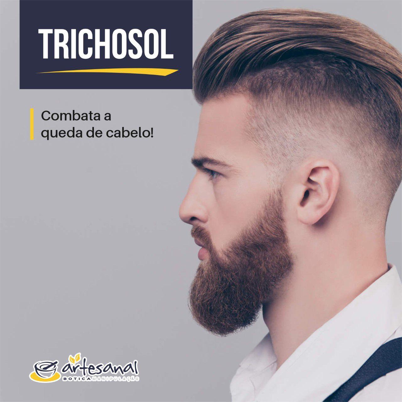Trichosol + Minoxidil - Solução Anti Queda 30ml