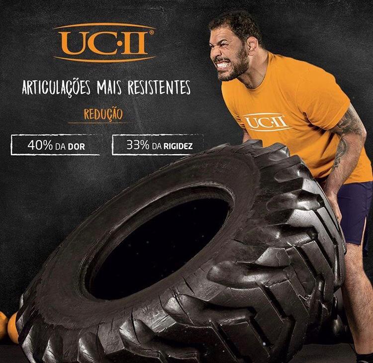 UCII 40mg + MOVE 100mg - 30 Cápsulas