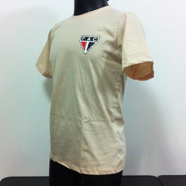 Camisa Passeio Ferroviário AC Símbolo Coral  - Ferrão Store