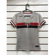 Camisa De Goleiro Feminina uniforme 01(cinza) REF.4821004
