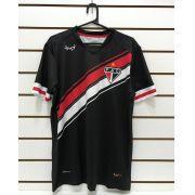Camisa De Goleiro Masculina uniforme 03 (preto) REF.4811021