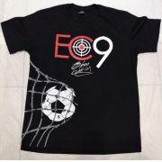 Camisa EC9 preta bola na rede