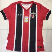 Camisa Uniforme 02 sem  patrocínio FEMININA  REF.2008106