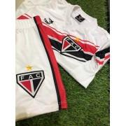 Kit infantil uniforme 1 (camisa e calção)