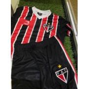 Kit infantil uniforme 2 (camisa e calção)