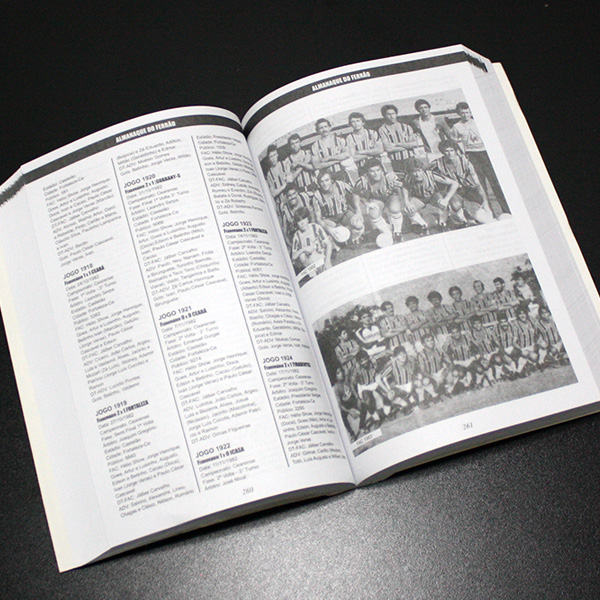 Almanaque do Ferrão  - Ferroviário Atlético Clube