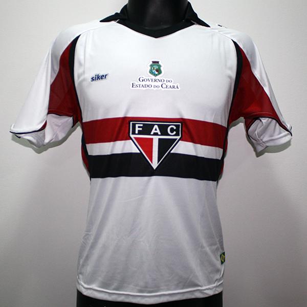 Camisa Siker 01 12/13  - Ferroviário Atlético Clube