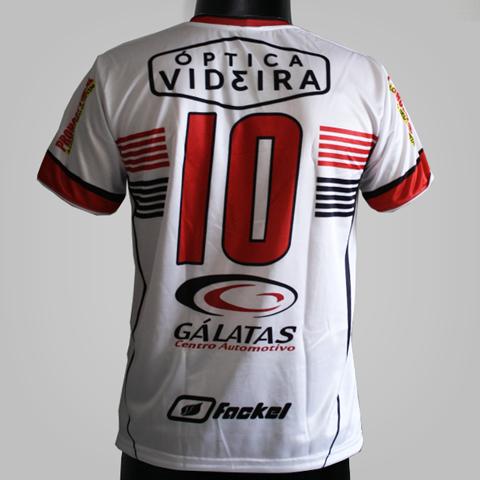Camisa Fackel 01 2015  - Ferroviário Atlético Clube