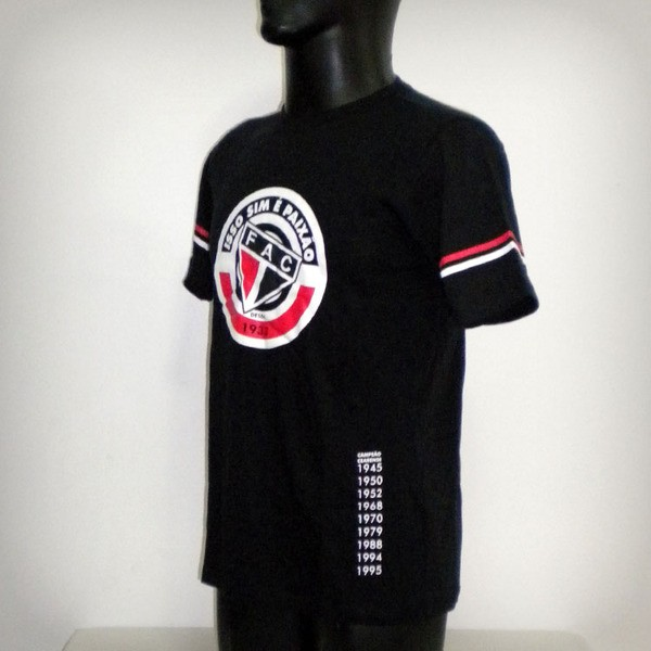 Camisa Passeio Ferroviário AC Isso Sim é Paixão  - Ferroviário Atlético Clube