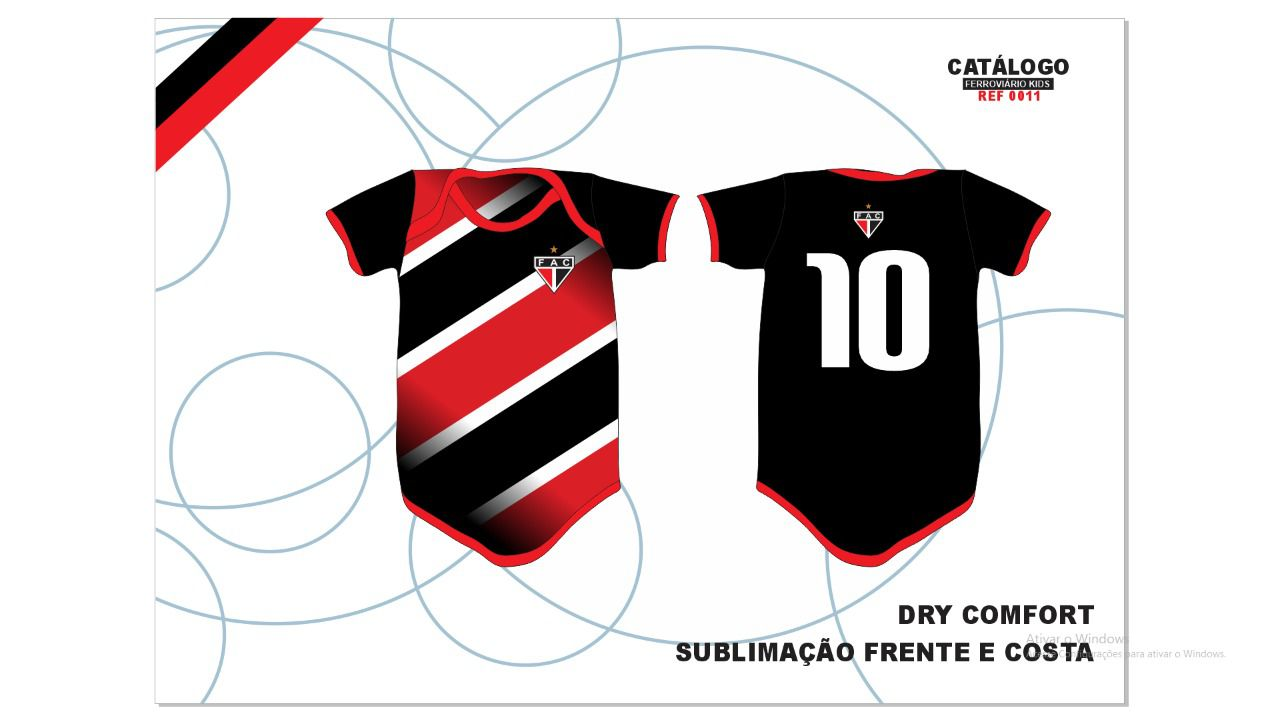 Body Infantil preto nº10  - Ferrão Store