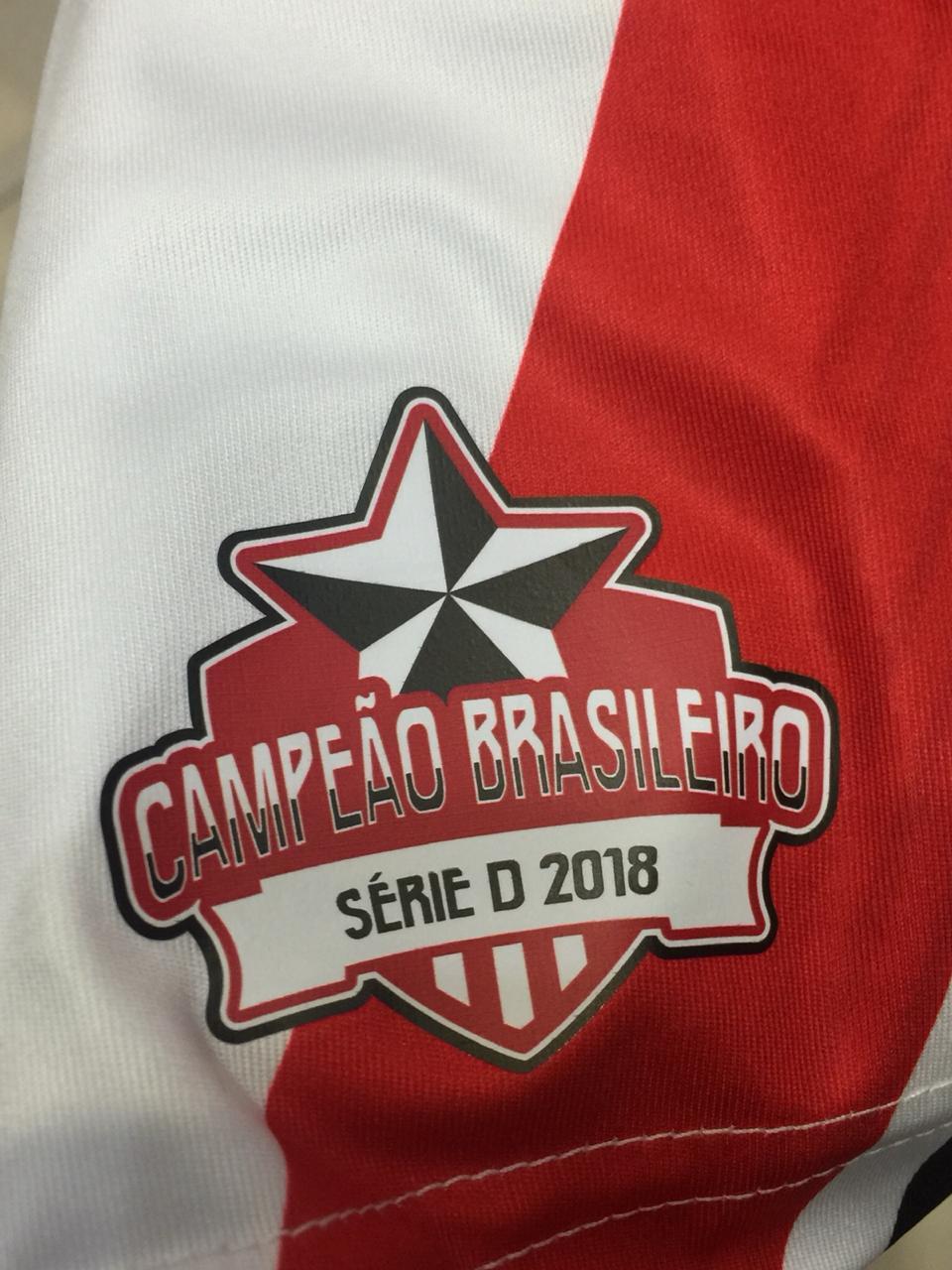 Camisa Comemorativa Campeão Brasileiro  - Ferrão Store