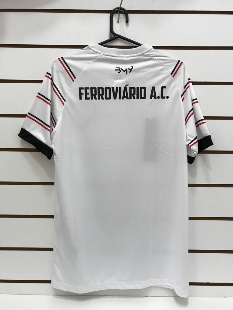 Camisa Concentração Atleta Masculina Ref.4811003  - Ferrão Store