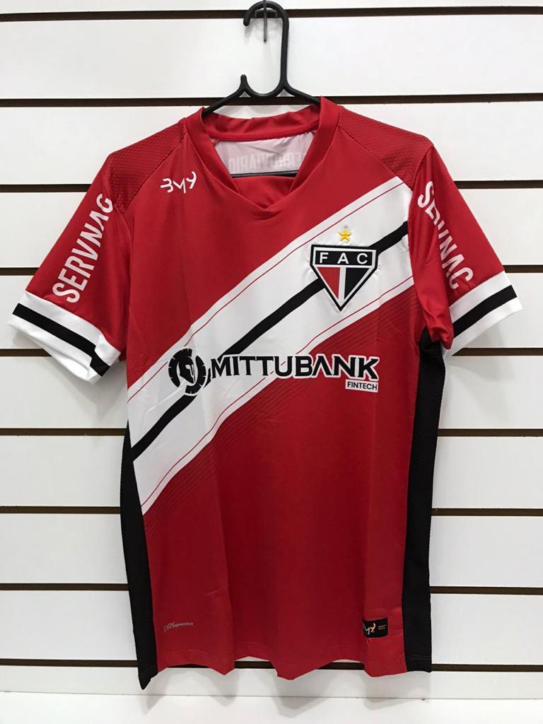 Camisa De Goleiro Masculina uniforme 02 (vermelho) REF.4811026  - Ferrão Store