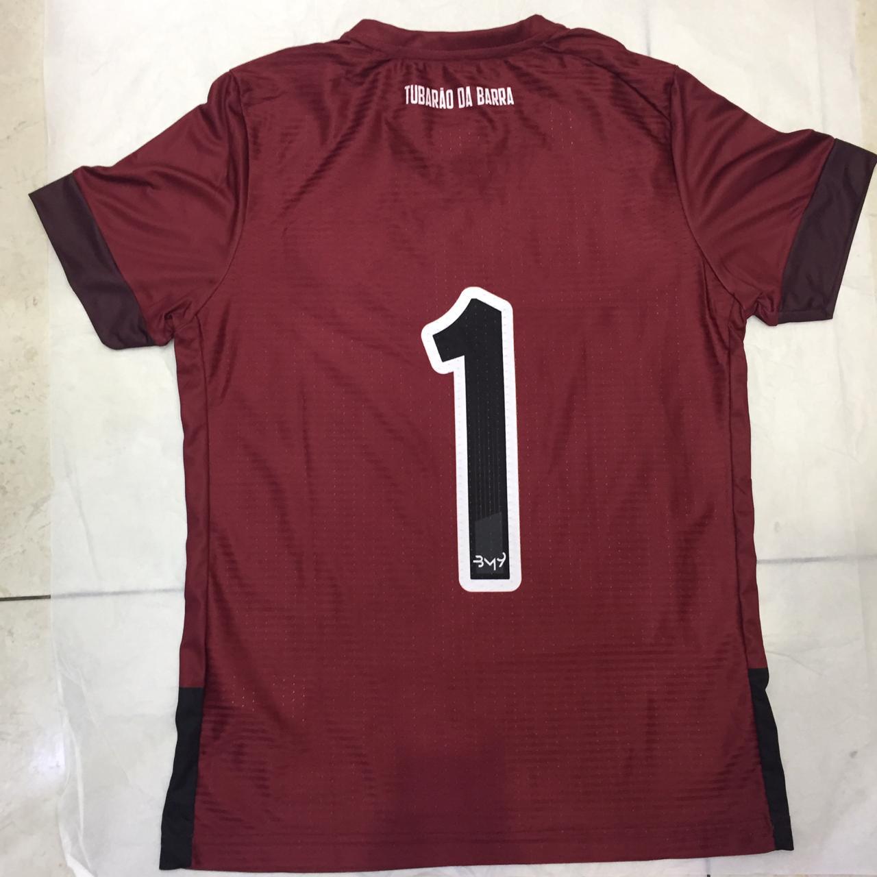Camisa De Goleiro Masculina uniforme 02 REF.1008122  - Ferrão Store
