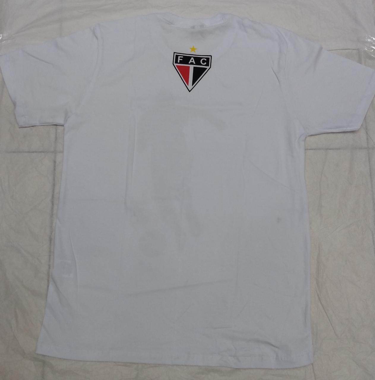 Camisa EC9 branca jogador  - Ferrão Store