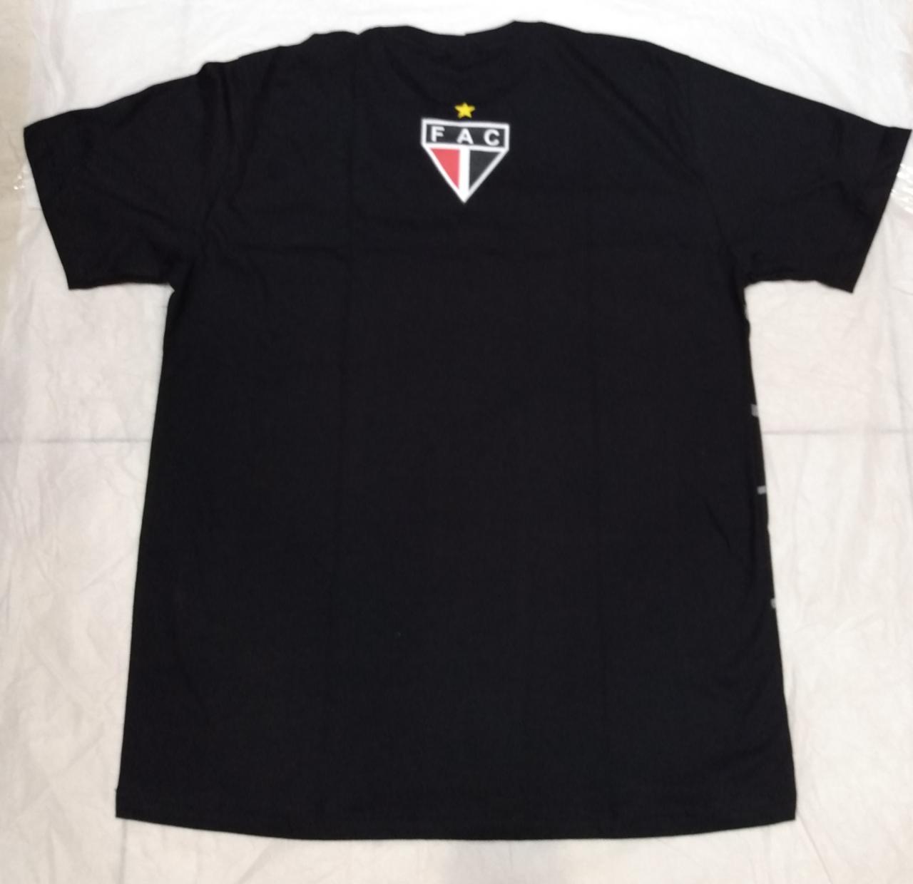 Camisa EC9  preta jogador  - Ferrão Store