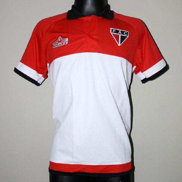 Camisa Passeio Uniex 01  - Ferroviário Atlético Clube