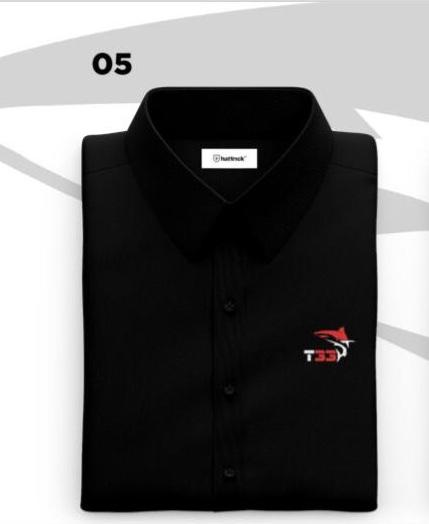 Camisa Social T33   - Ferrão Store