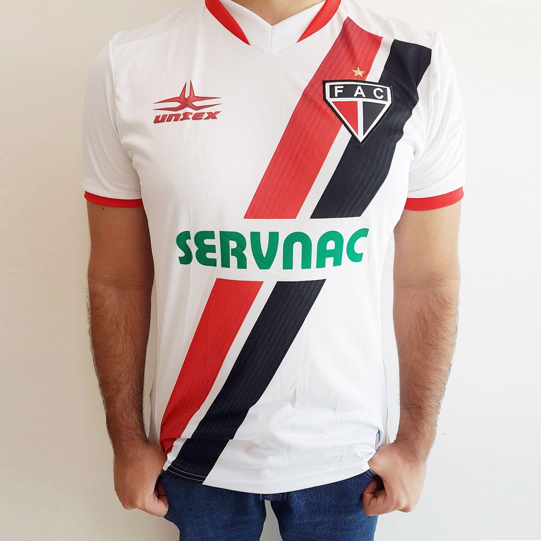 Camisa Uniex Estrela 01 2018  - Ferroviário Atlético Clube