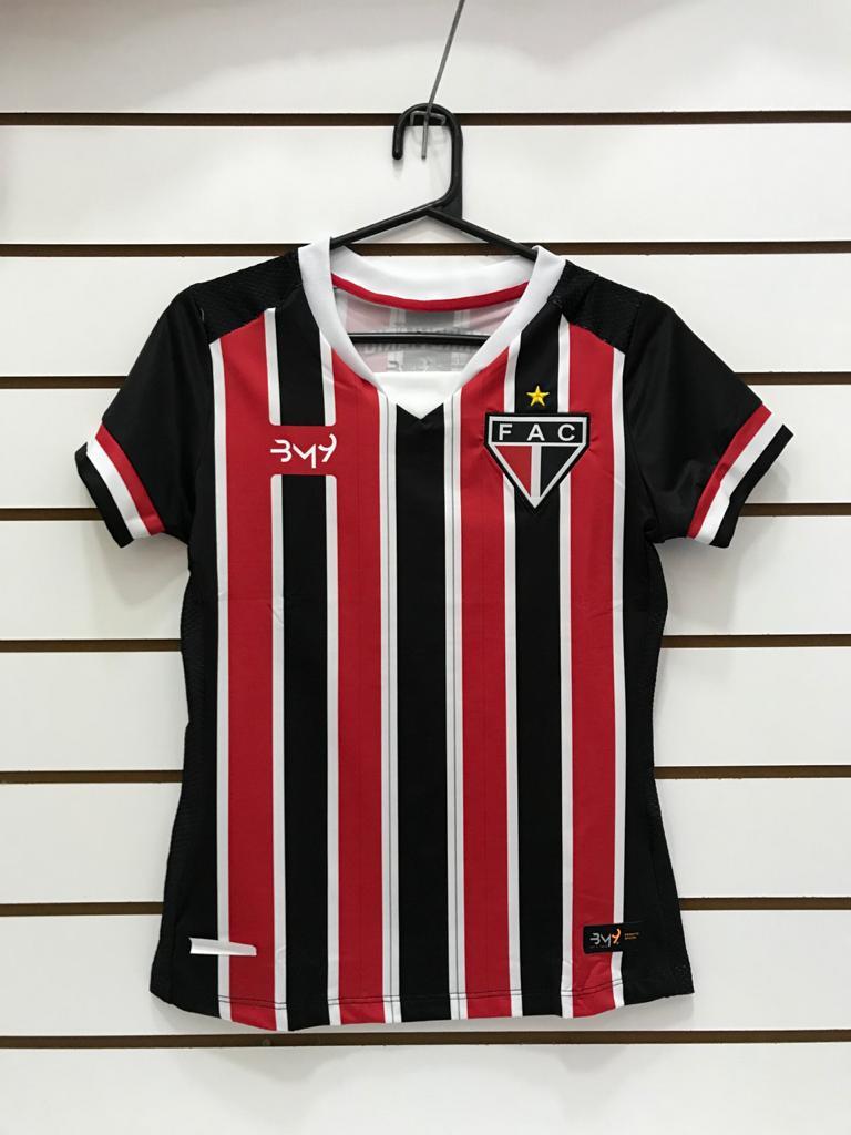 Camisa Uniforme 02 sem  patrocínio FEMININA N.10 REF.4821001  - Ferrão Store
