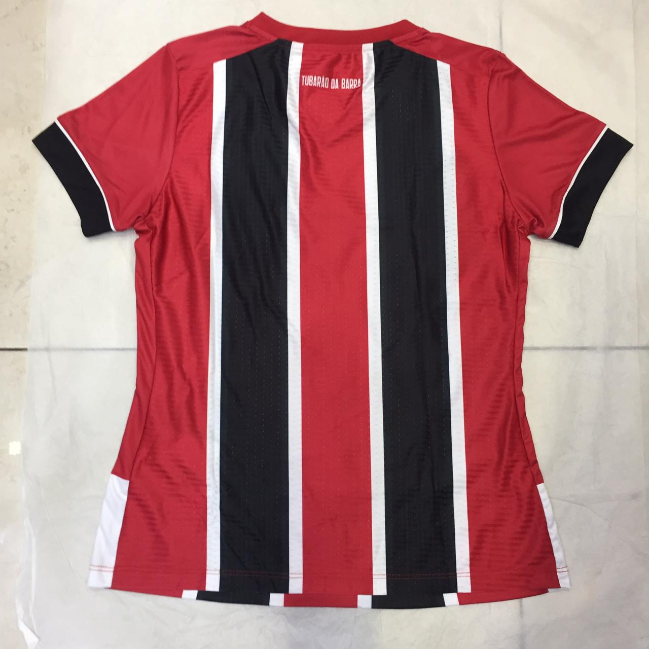 Camisa Uniforme 02 sem  patrocínio FEMININA  REF.2008106  - Ferrão Store