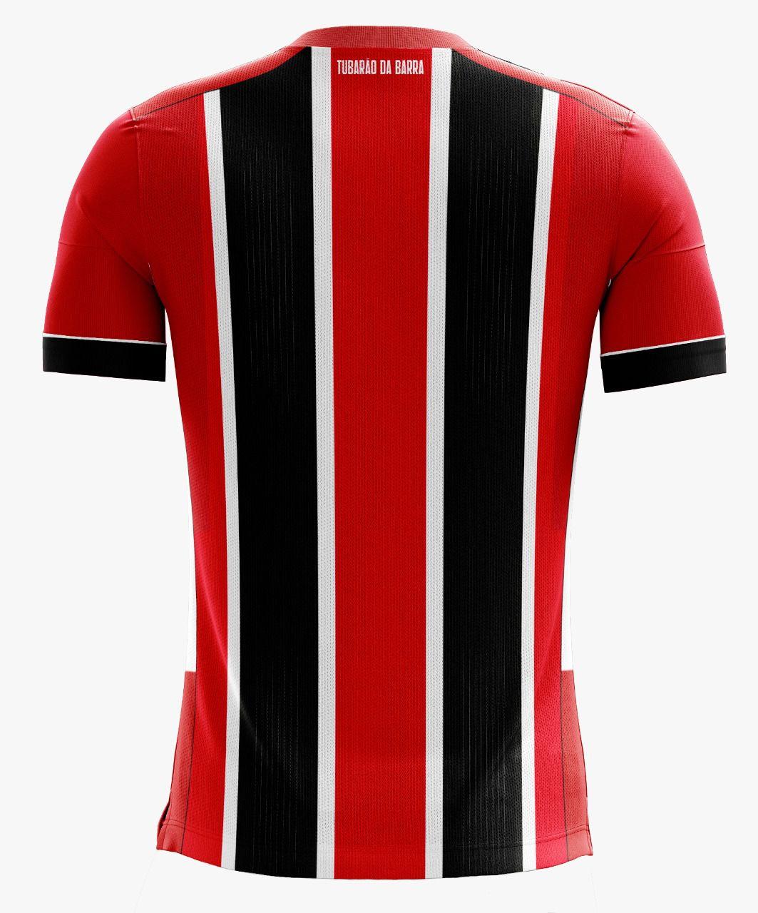 Camisa Uniforme 02 MASCULINA sem  patrocínio REF.1008119 (2019)  - Ferrão Store