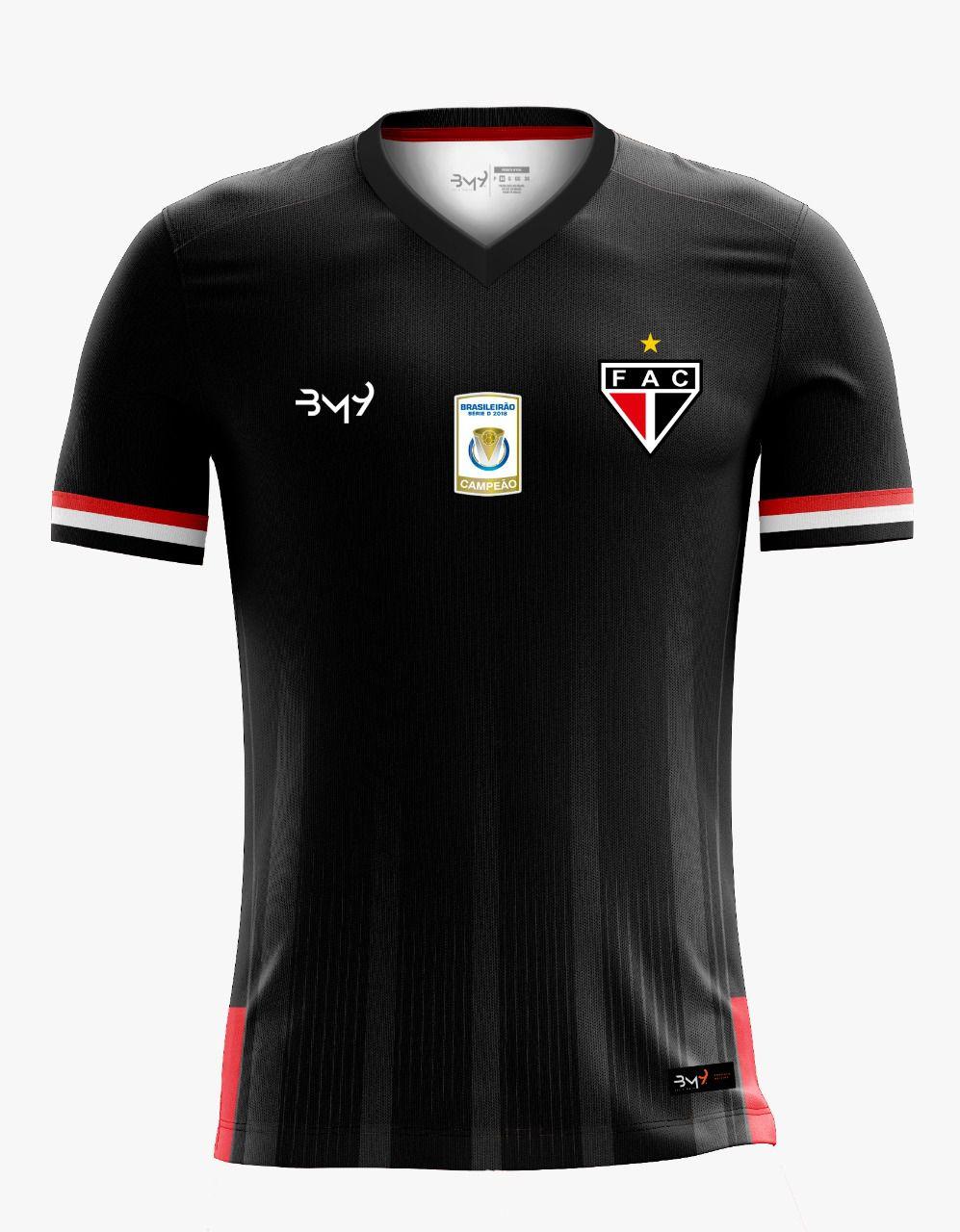 Camisa Uniforme 03 sem  patrocínio REF.1008121  - Ferrão Store