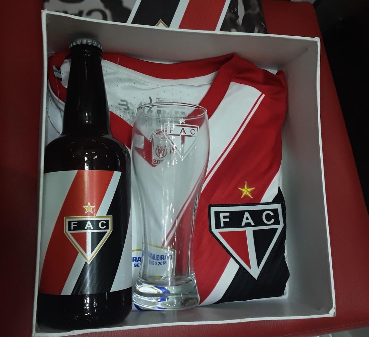 kit especial (camisa oficial 1+cerveja+tulipa)  - Ferrão Store