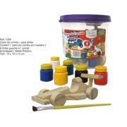 Brinquedo Educativo Coordena��o Motora - Pintura