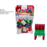 Brinquedo Educativo Coordena��o Motora - Monte F�cil