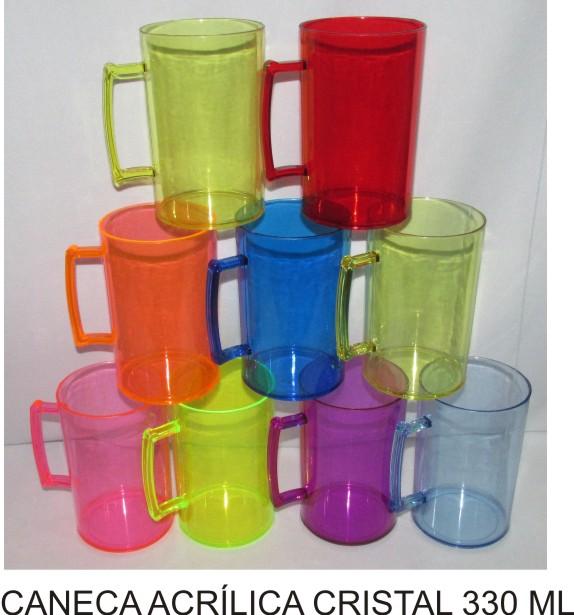 Caneca de Chopp 330 ml kit com 210 unidades  - Bolas Lassabia - Bolas de Futebol e Volei