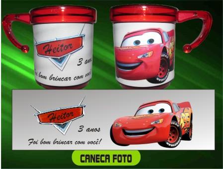 Caneca Foto Personalizada - Kit com 10 Unidades  - Bolas Lassabia - Bolas de Futebol e Volei