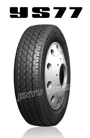 Pneu Jinyu 195/75R16C 107/105R YS77