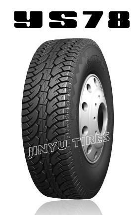 Pneu Jinyu 225/75R16 LT 115/112S YS71