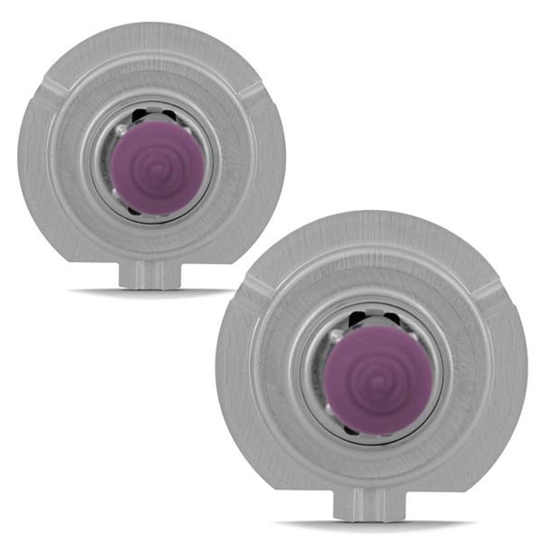 Kit Lampadas Philips Color Vision H7 Purple - Roxa