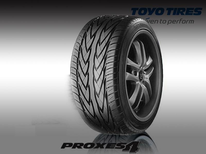 Pneu Toyo 205/40R18 86W Proxes 4 Reinforced