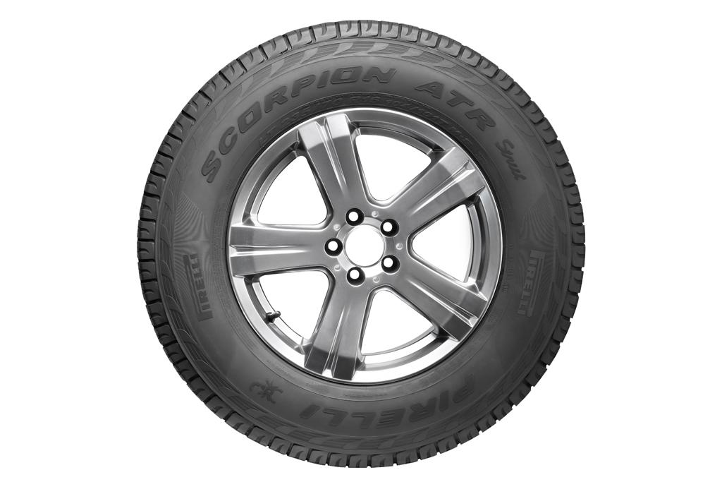 Pneu Pirelli 265/75R16 112/109S Scorpion ATR Street