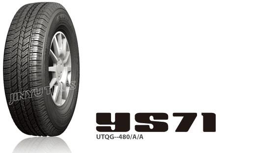Pneu Jinyu 265/65R17 112S YS71