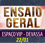 ESPAÇO DEVASSA CARNAVAL 2017 - 22/01/2017