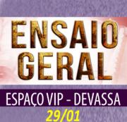 ESPAÇO DEVASSA CARNAVAL 2017 - 29/01/2017