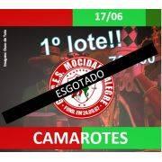 CAMAROTE - FESTA DA MARROM COM A MORADA EM VERDE E ROSA!