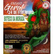 BOTECO ENSAIO - 24/02/2019