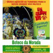 BOTECO -  SEGUNDO ENSAIO DO ESQUENTA 23/09/2018