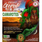 CAMAROTE ENSAIO - 13/01/2019