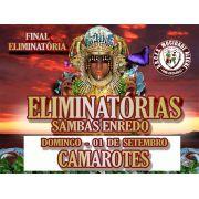 CAMAROTE  FINAL DE SAMBA ENREDO - 01/09/2019 - CARNAVAL 2020