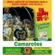 CAMAROTE - SEGUNDO ENSAIO DO ESQUENTA 23/09/2018
